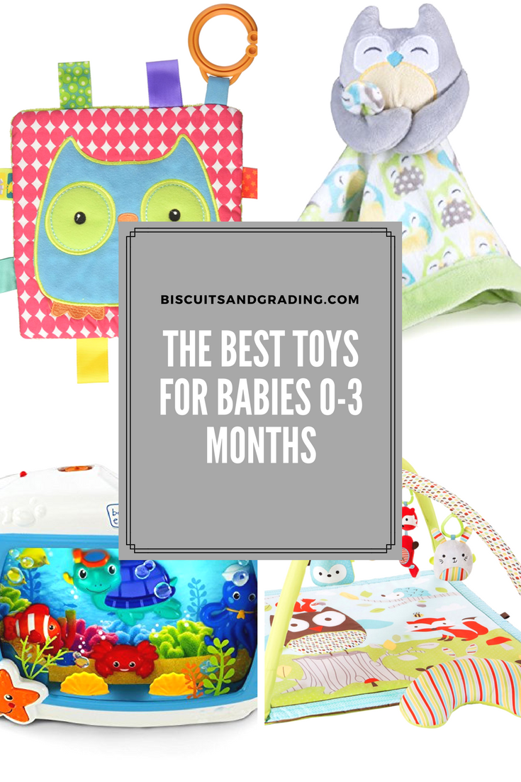 My Favorite Baby Products – Fun Toys for Age 0-3 Months