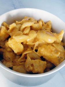buffalo chicken mac and cheese 1
