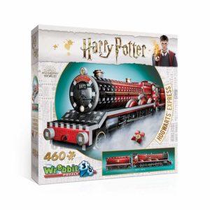 harry potter 3d puzzle hogwarts express