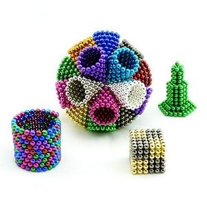 magnetic ball stacker