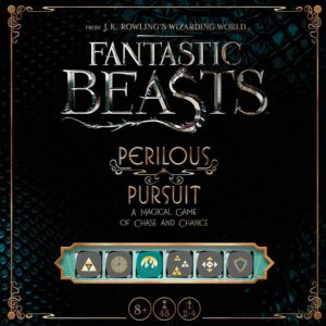 fantastic beasts cooperative dice game