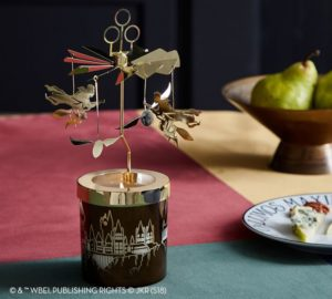 harry potter hogwarts candlepot