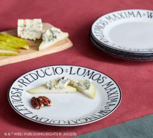 harry potter appetizer plates