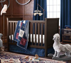 harry potter baby bedding