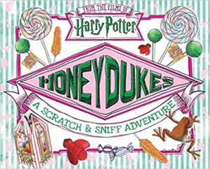honeydukes book