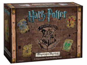 harry potter collaborative deck building game