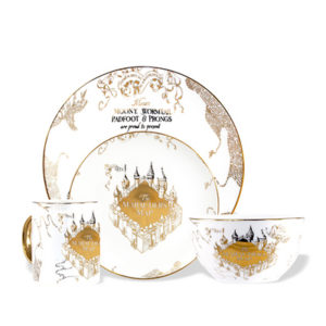 marauder's map dishes