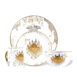 marauder's map dishes