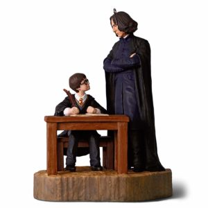 harry and snape ornament