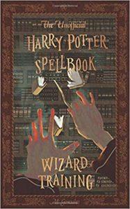 spell book harry potter