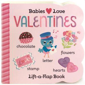 babies loves valentines