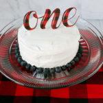 No Sugar Banana Smash Cake #firstbirthday #smashcake #1stbirthday #nosugar #sugarfree #sugarfreecake