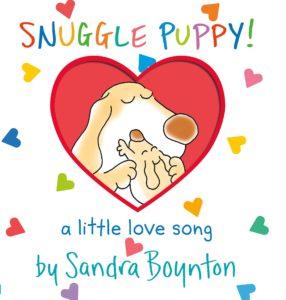 snuggle puppy sandra boynton