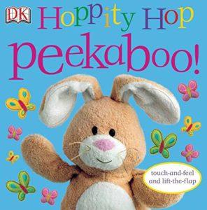 hoppity hop peekaboo by dk