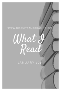What I Read January 2019 #bookreview #bookblog #becomingmichelleobama #lianemoriarty #popularbooks