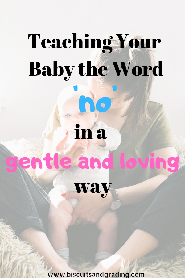 Teaching Your Child the Word 'No'