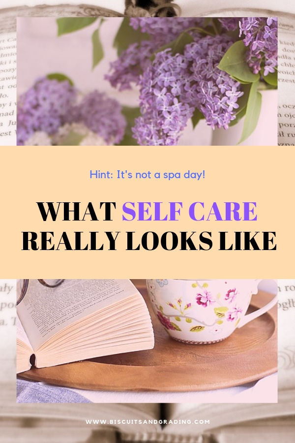 What Self Care Really Looks Like #selfcare #tiredmom #newmom #momblog