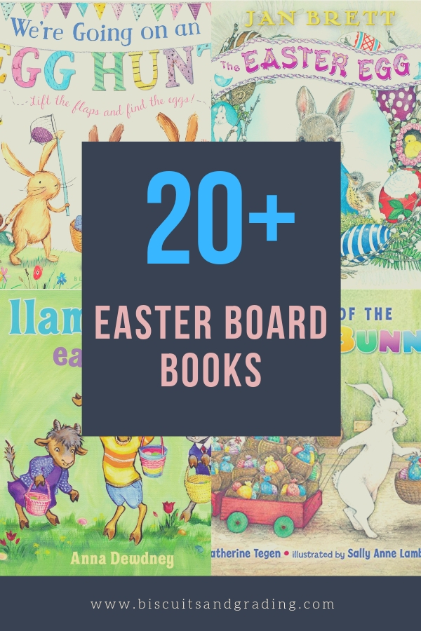 Best Easter Board Books for Babies and Toddlers