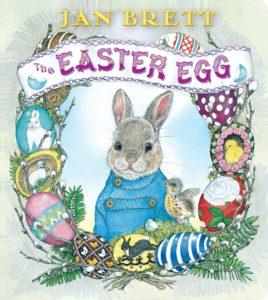 Easter Egg Jan Brett