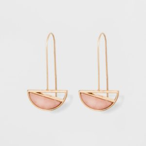 Fancy Wire Drop Earrings - Universal Thread™