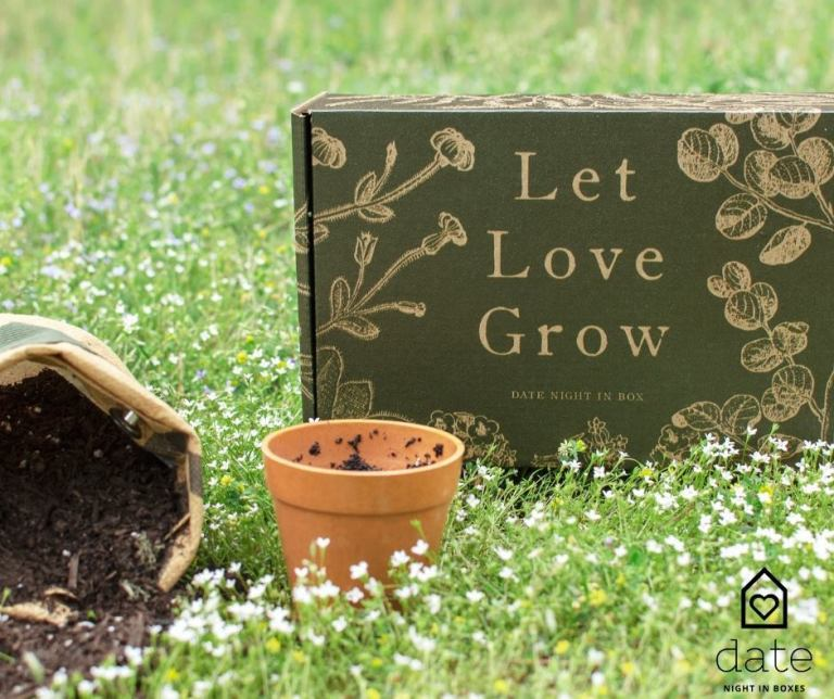 Date Night In  (April) box review – Let Love Grow