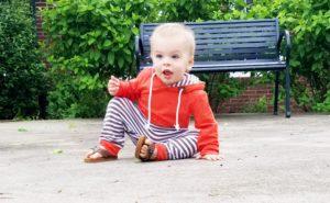 Camden striped lavendersun