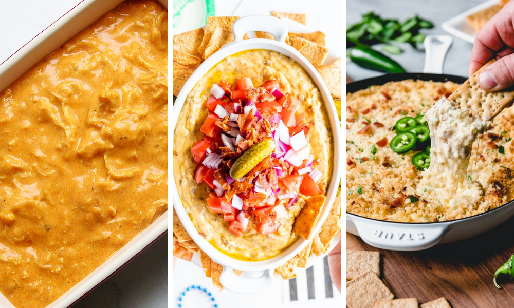 Hot Dip Meat 2 Dip Recipes Roundup