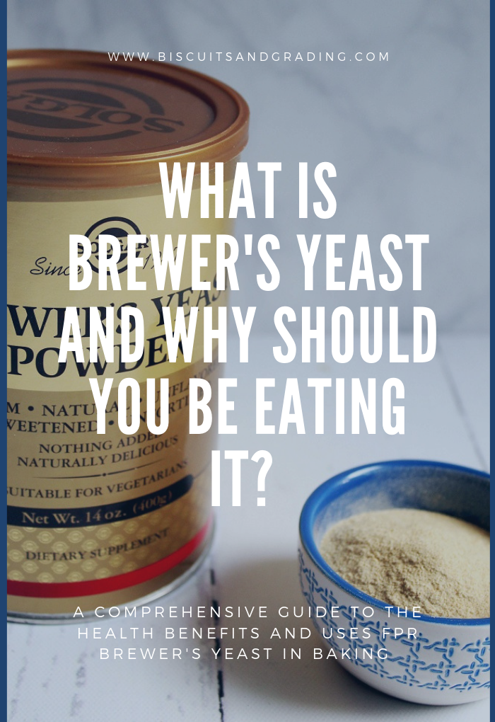 What is Brewer's Yeast Pinterest