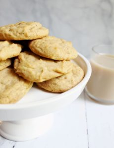 Cookies and Latte