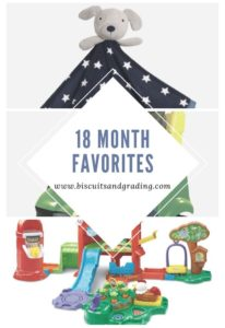18 month favorites collage pinterest image