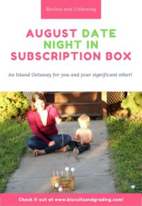 August Date Night In Subscription box