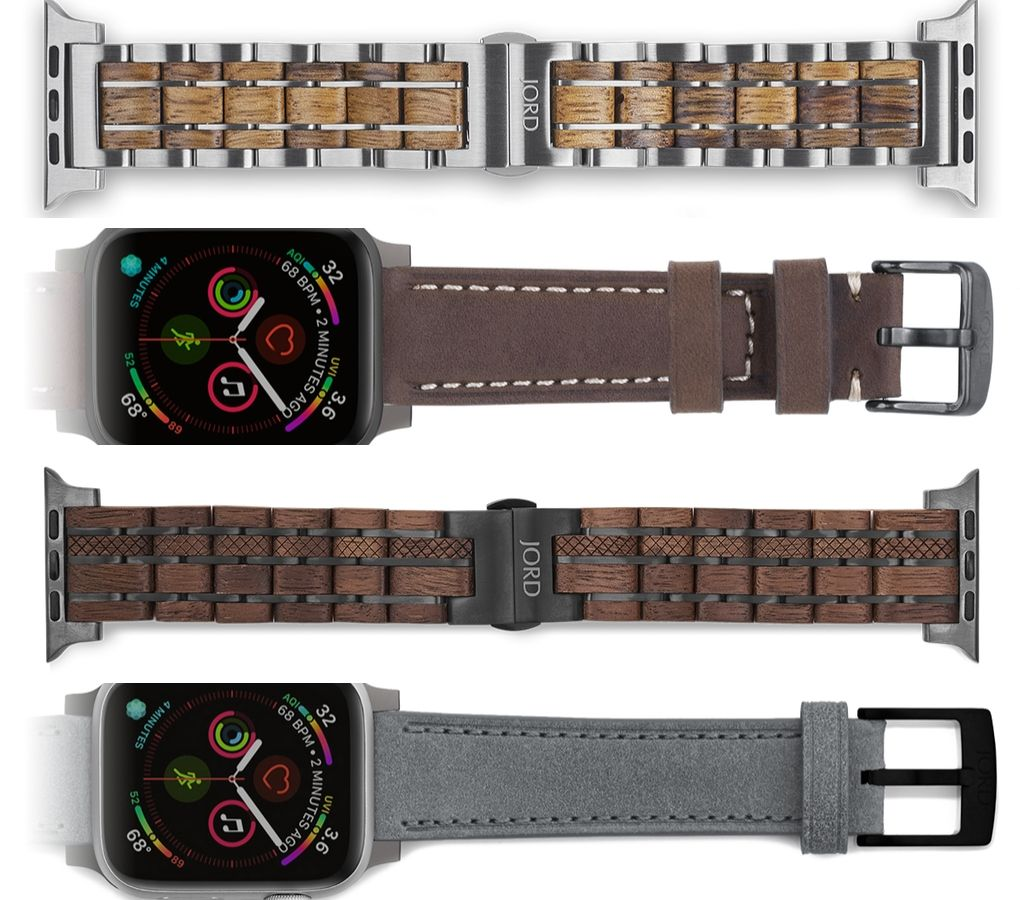 JORD Apple Watch Bands