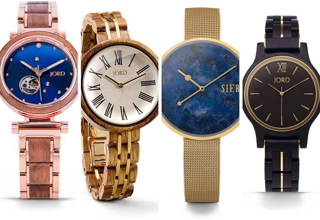 JORD Womens Wood Watches