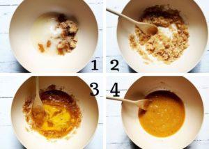 Steps for Apple cinnamon Cream Cheese Bread