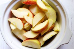 apples in crockpot for cinnamon apples 1