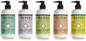 mrs meyers hand soap