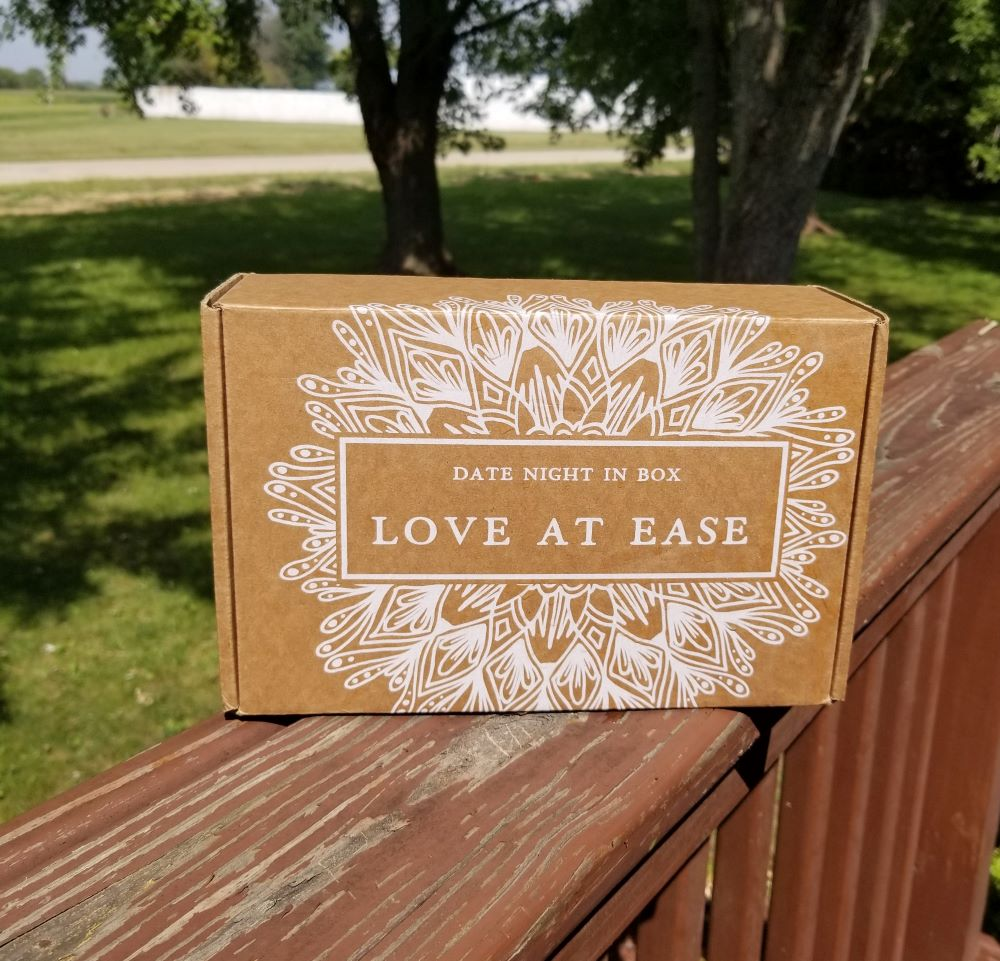 September Date Night In Subscription Box - Love at Ease