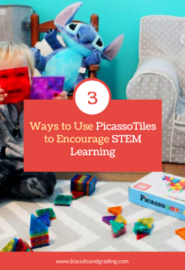 3 Ways to Use Picassotiles to Encourage STEM Learning