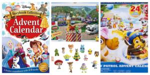 Disney Advent Calendars Collage 1