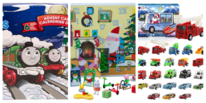 Miscellaneous Toddler Advent Calendars