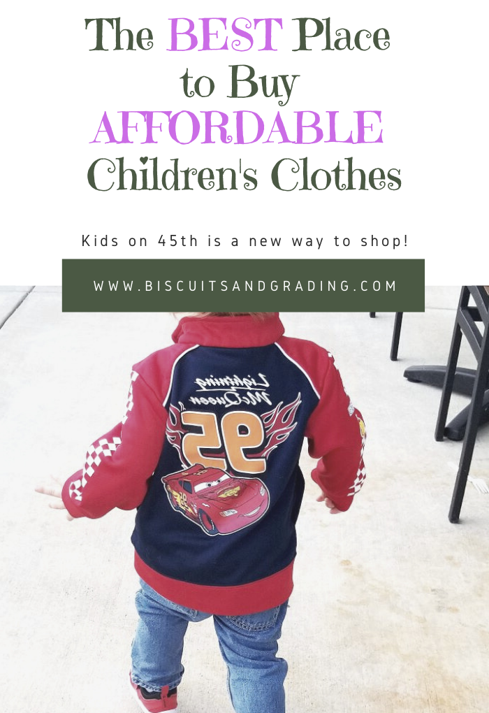 The BEST Place to Buy AFFORDABLE Kids' Clothes