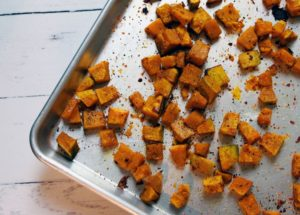 roasted buttercup squash 1