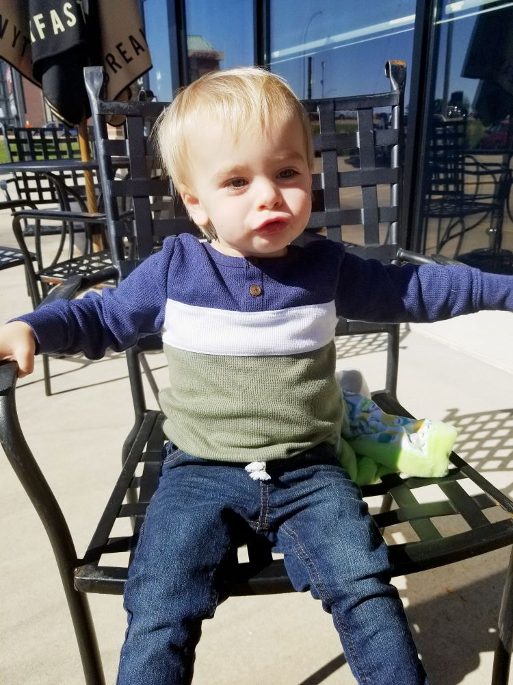 son in shirt from kids on 45th 21 month favorites clothes