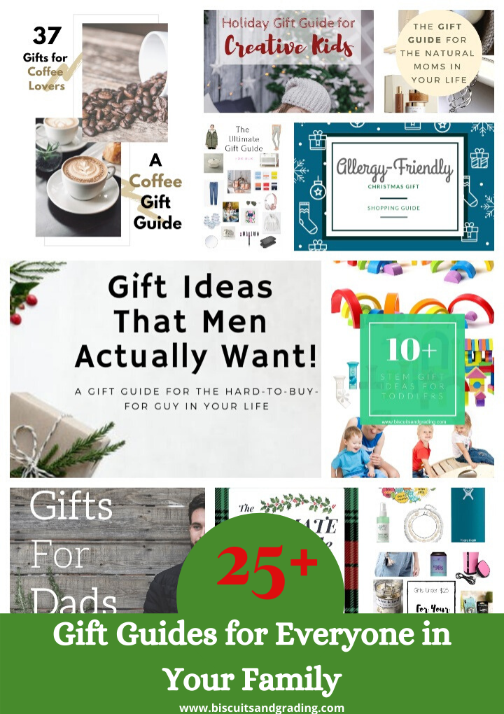 Family Friendly Gift Guide Roundup