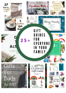 25+ Gift Guides for Your Family