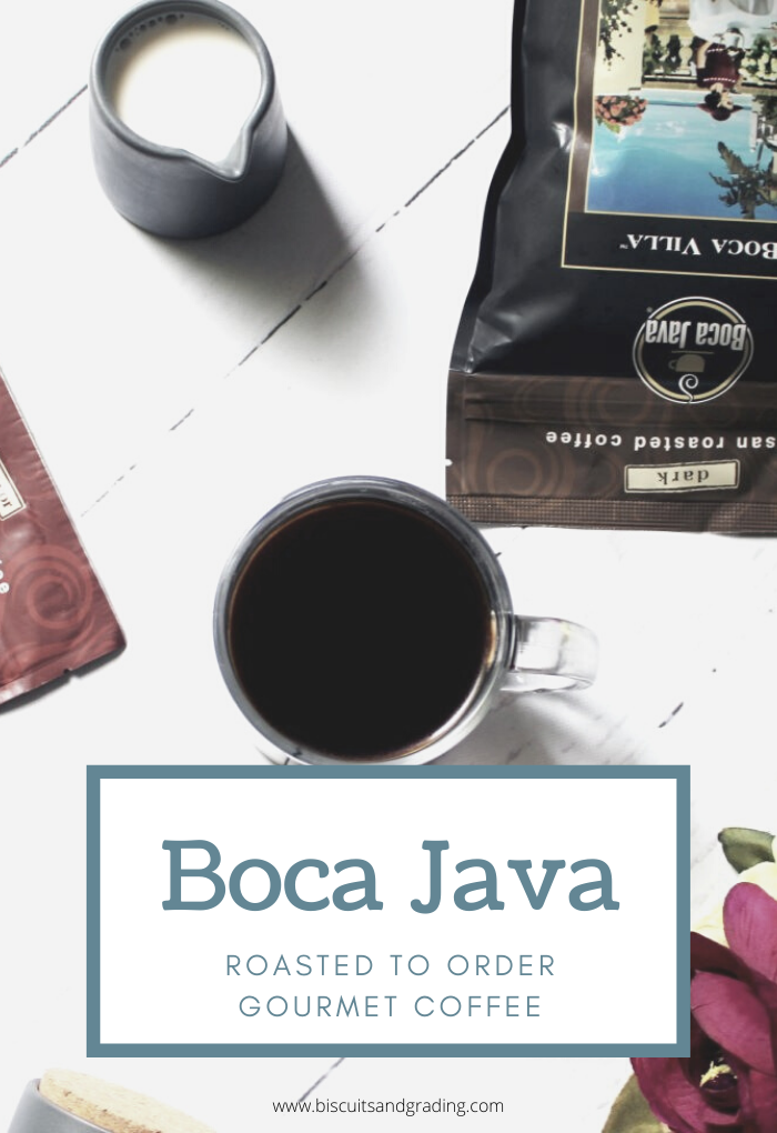 Boca Java pinterest image