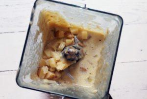 crockpot slow cooker baked potato soup in blender1
