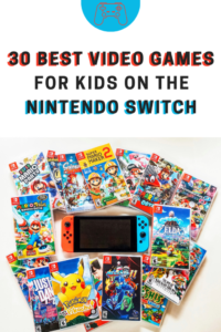 gift guide nintendo switch