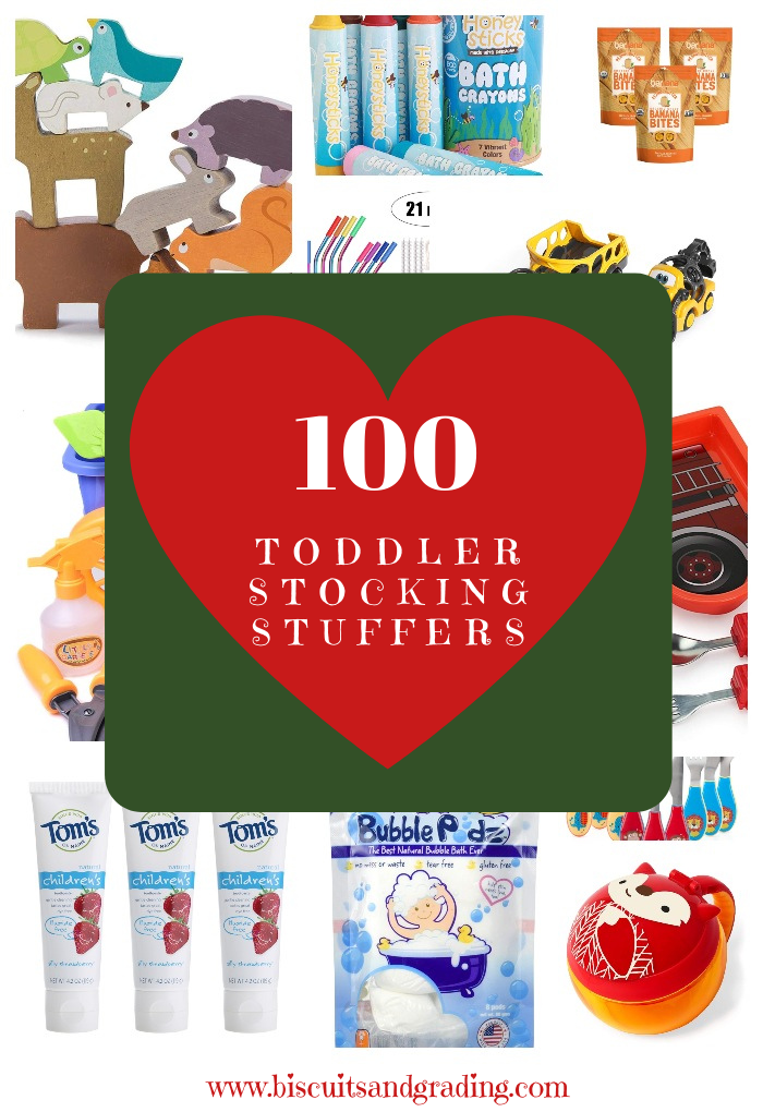 100 Stocking Stuffer Ideas for Toddlers