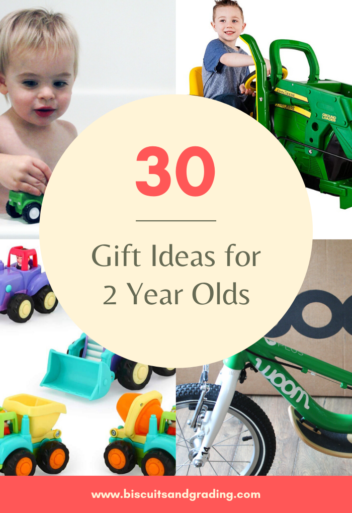 30 gift ideas for 2 year olds